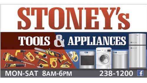 Stoney's Tools & Appliances - Bermuda Appliances