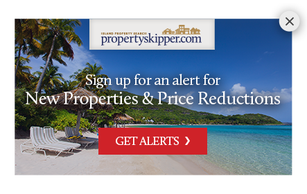 Sign up for property alerts