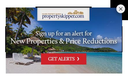 Sign up for property alerts