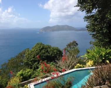 British Virgin Islands Scenery