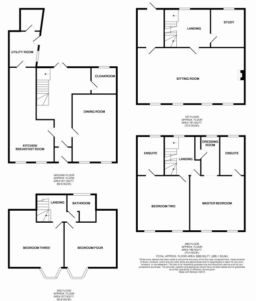 View Floor Plan 1